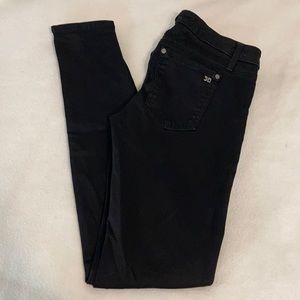 Joe's Jegging women's black skinny jeans Sz 29